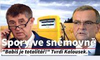 (Ne)lžeme – Andrej Babiš ft. Kalousek, Okamura [PARODIE]