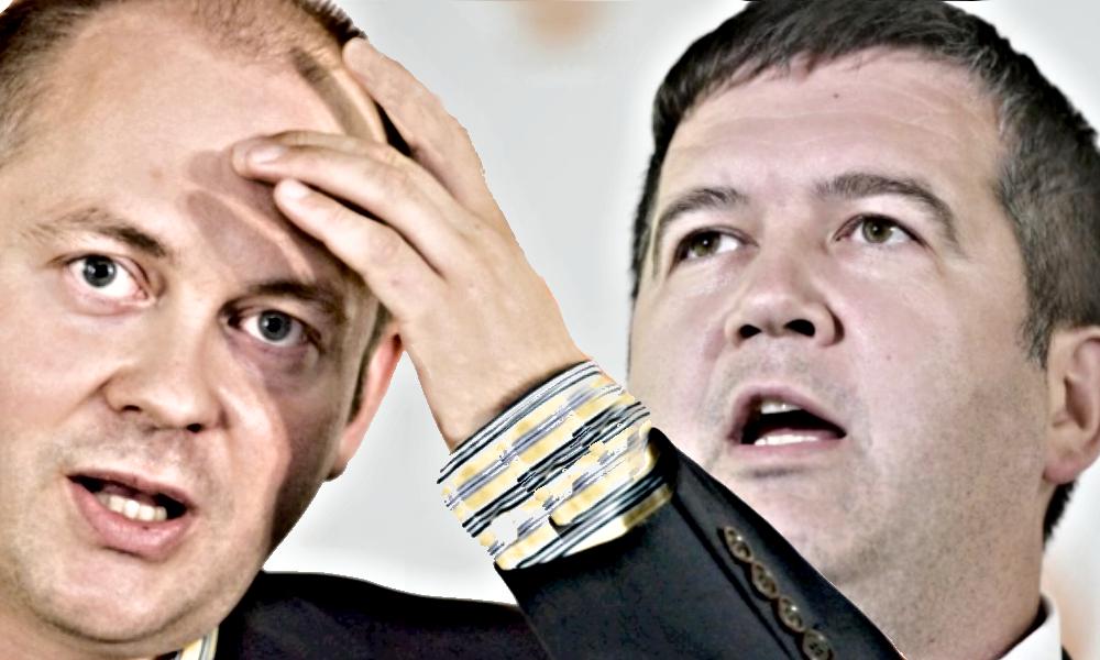 Hamáček varoval před vládou ANO, ale s ODS