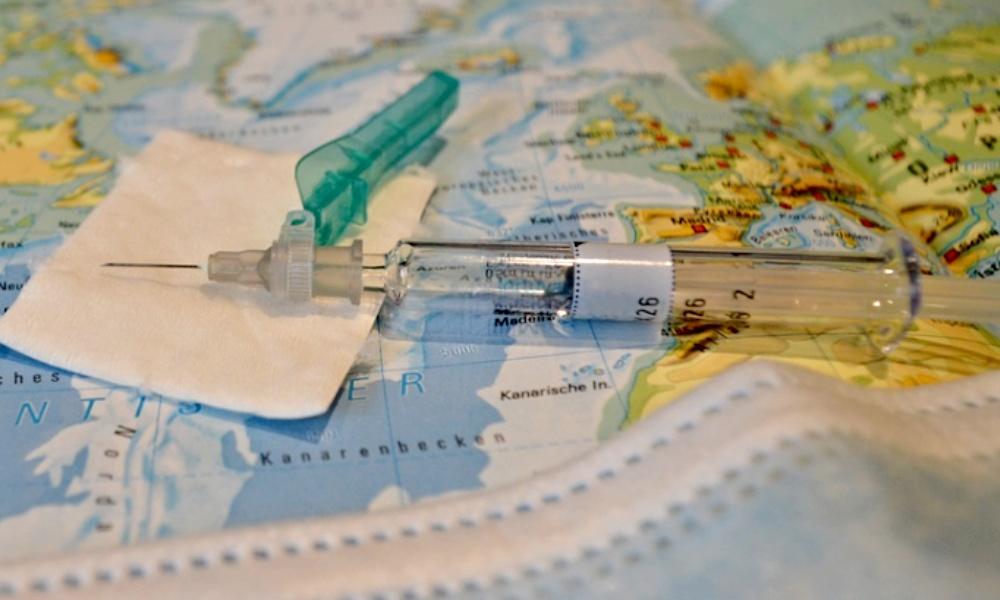 Máme kapacity, ale dochází vakcíny