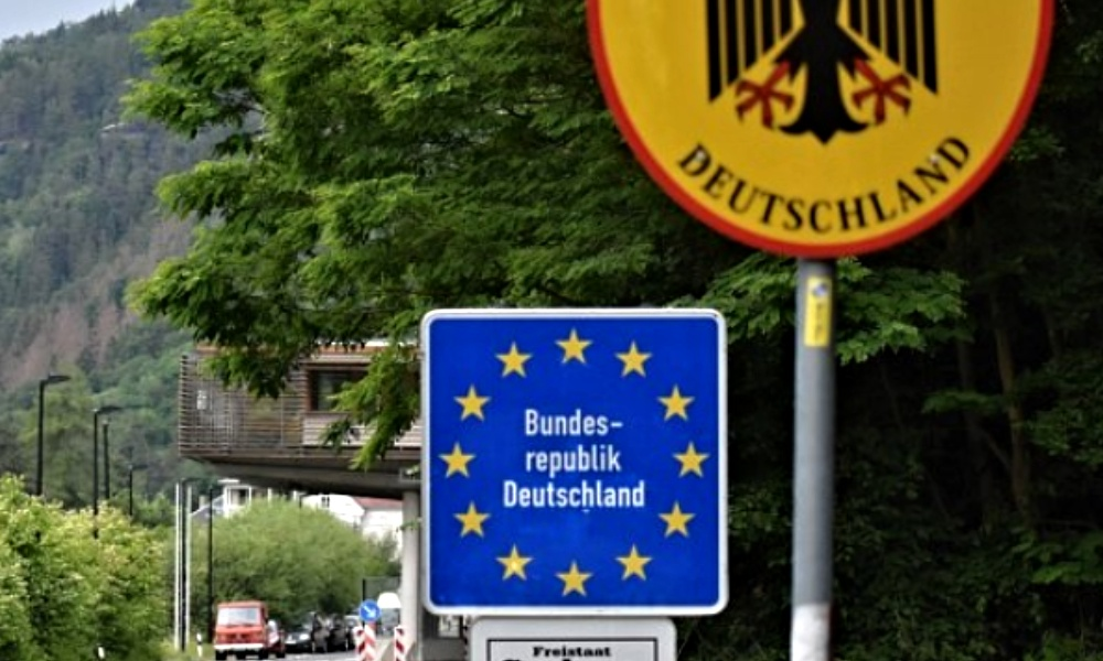 Německo upozorňuje na epidemickou situaci v Česku.