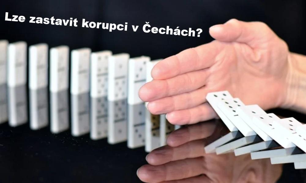 Česká republika se v indexu korupce dál propadá